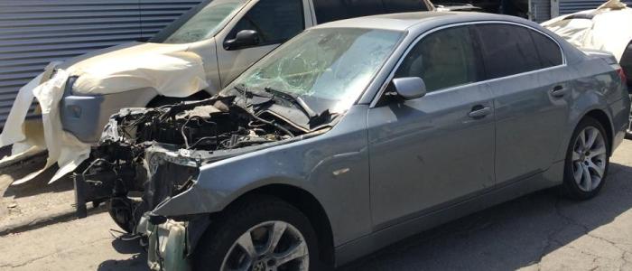 טיפול בתאונות רכב