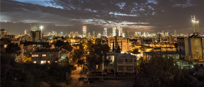 מוסך לפחחות וצבע בתל אביב