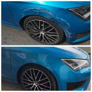 פחחות וצבע לרכב